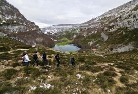 Valle Glaciar de Hondojón por Javi Maza