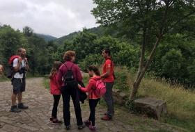 #Natureandoencorto Barcena Mayor