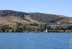 Pantano de Ebro en Lancha