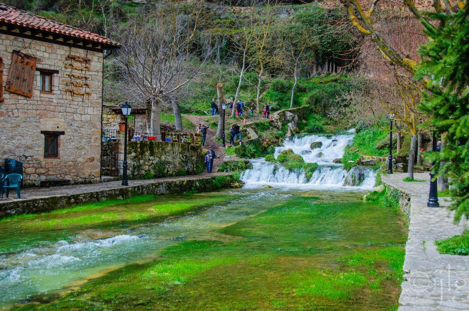 Páramo de Bricia y Cañones del Ebro