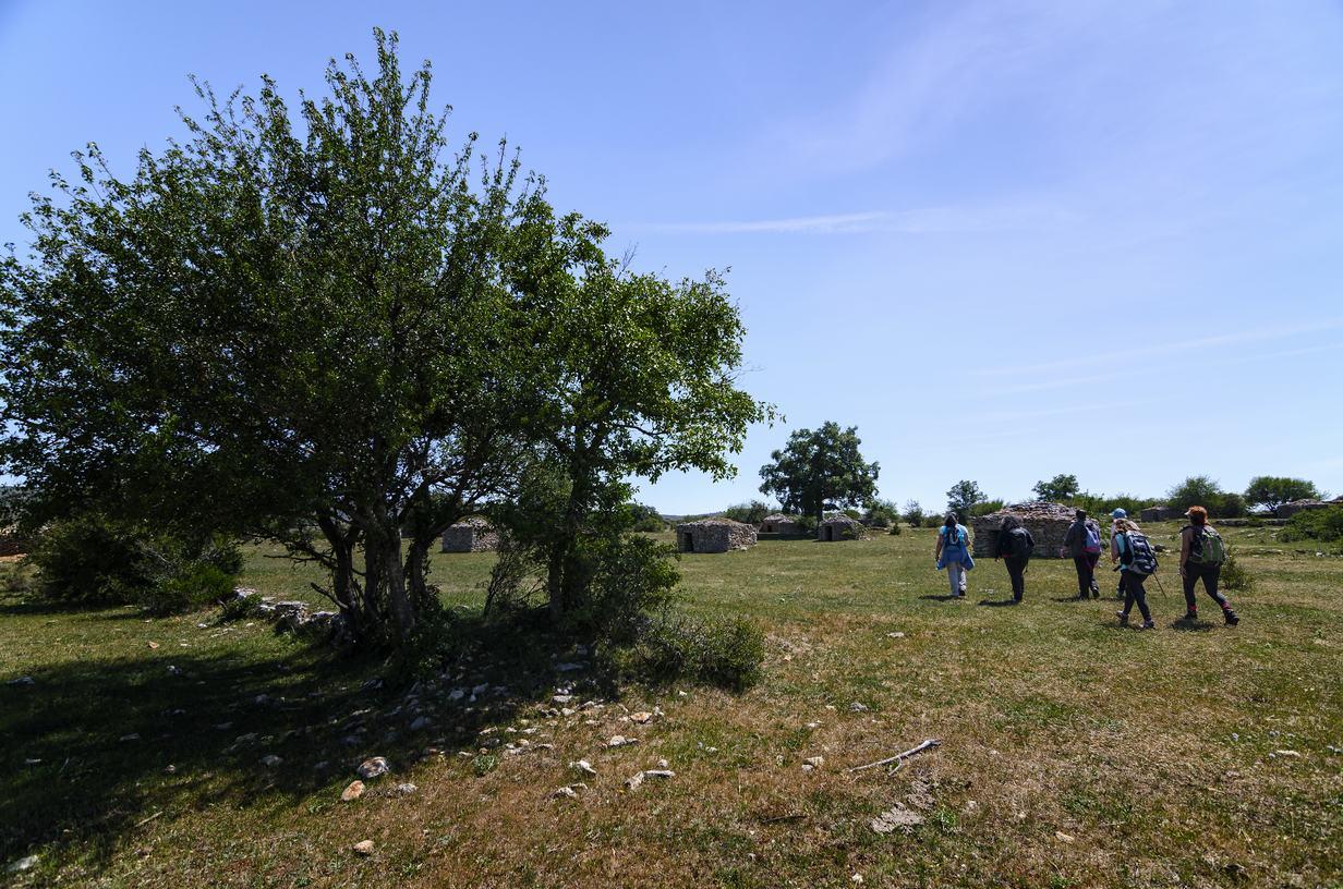 Páramo de Bricia y Cañón del Ebro por Javier Maza