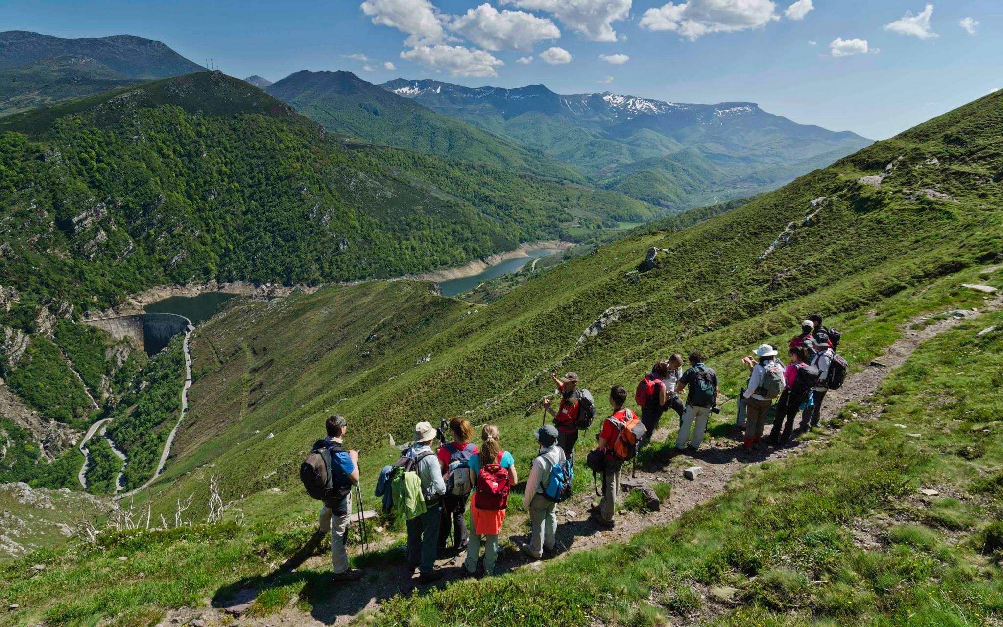 Pico Las Astillas - Camino del Potro Autor:  Javier Maza