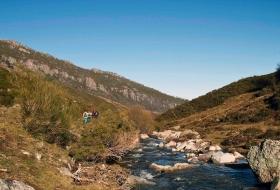 Ruta de los Sarrujanes - Canal de Cureñas