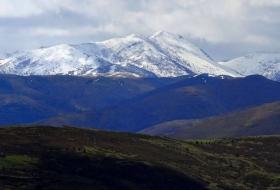 Sierra del Escudo y Monte Aa