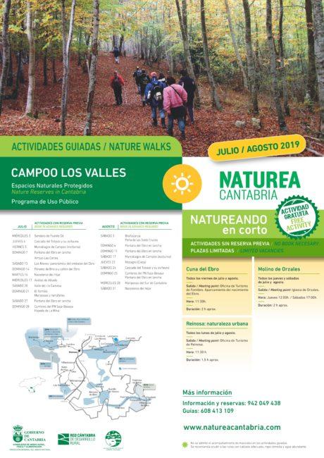 Embalse del Ebro y Campoo Los Valles