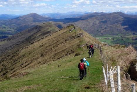 Sierra del Escudo y Monte Aá