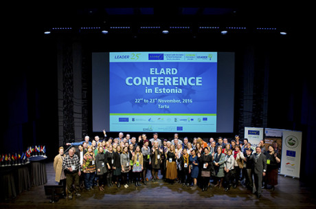 Red europea de Grupos de Acción Local ELARD (ELARD)