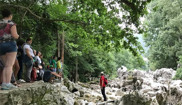 #Natureandoencorto Ribera del Pas
