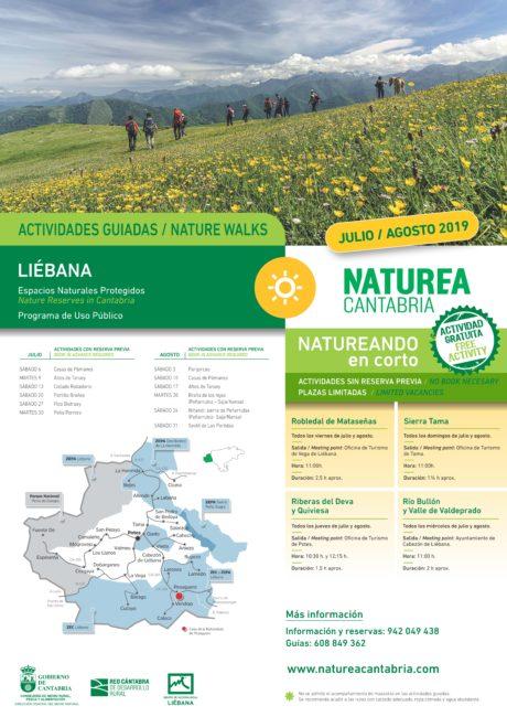Red Natura 2000 en Liébana