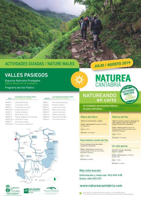 Red Natura 2000 en Valles Pasiegos