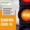Actualizamos el aforo de las actividades de Naturea Cantabria en función del semáforo COVID del Gobierno de Cantabria