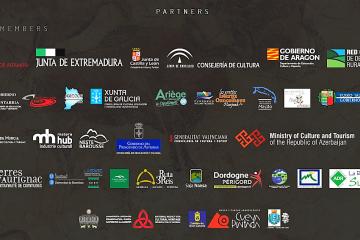 La ADT Campoo Los Valles y el Grupo de Acción Local Liébana, nuevos socios de Caminos de Arte Rupestre Prehistórico