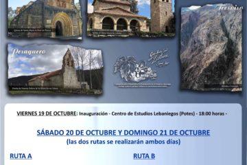 Colaboramos en las Segundas Jornadas Europeas de Patrimonio de Liébana mostrando su vertiente más natural
