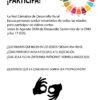Proyecto divulgativo sobre los ODS: necesitamos ayuda de la comunidad sorda