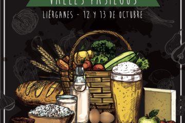 Mercado de Otoño de los Valles Pasiegos el 12 y 13 de Octubre. Colaboramos en varias actividades