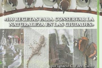 #LosJuevesdelaEstación – 100 recetas para conservar la naturaleza en las ciudades
