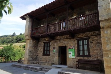 La Casa de la Naturaleza de Pesaguero