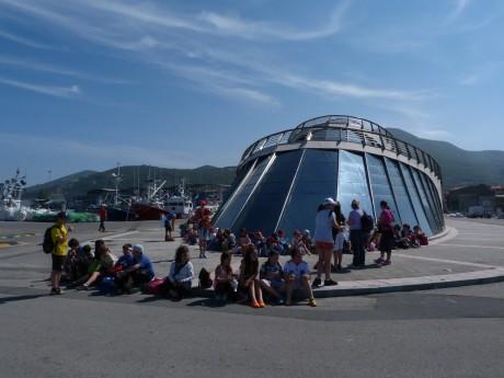 Centro de Interpretación del Parque Natural de las Marismas de Santoña