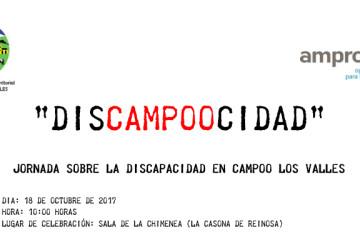 Discampoocidad: Campoo Los Valles organiza una jornada sobre discapacidad en el ámbito rural en colaboración con AMPROS