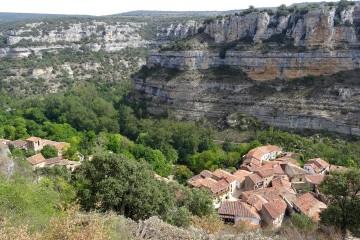Páramo de Bricia y Cañón del Ebro