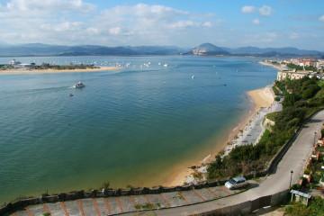 Barco: estuario y Monte Buciero