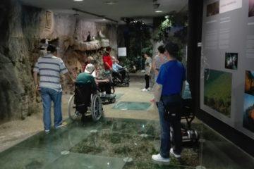 El Centro de Interpretación de las Marismas de Santoña, Victoria y Joyel vuelve a ser distinguido como Centro Azul en 2020