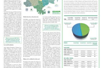 Los Grupos de Acción Local, motores de empleo e inversión en los pueblos de Cantabria