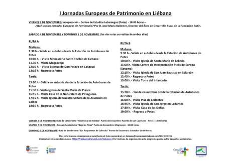 I-Jornadas-Europeas-de-Patrimonio-en-Liébana1-1024x724