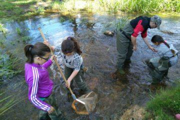 '¡Explora tu río!' cumple 10 años de Educación Ambiental en torno a los ríos en las escuelas rurales