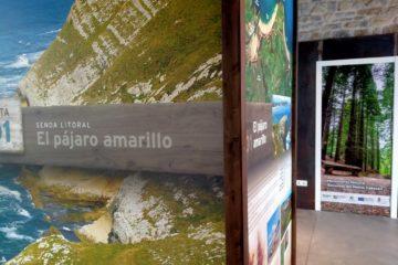 Tenemos nueva exposición en el Centro de Interpretación del Parque Natural de Oyambre