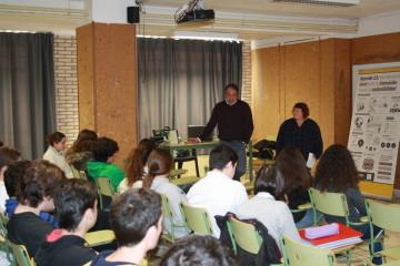 El alumnado del IES Jesús de Monasterio de Potes aprende sobre Sostenibilidad y Agenda 21 Local