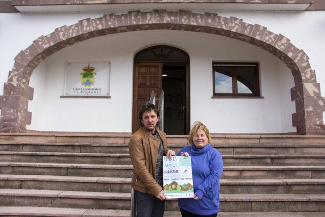 Planta un arbol por la igualdad. Presentación del cartel- Ayuntamiento de Rionansa y RCDR