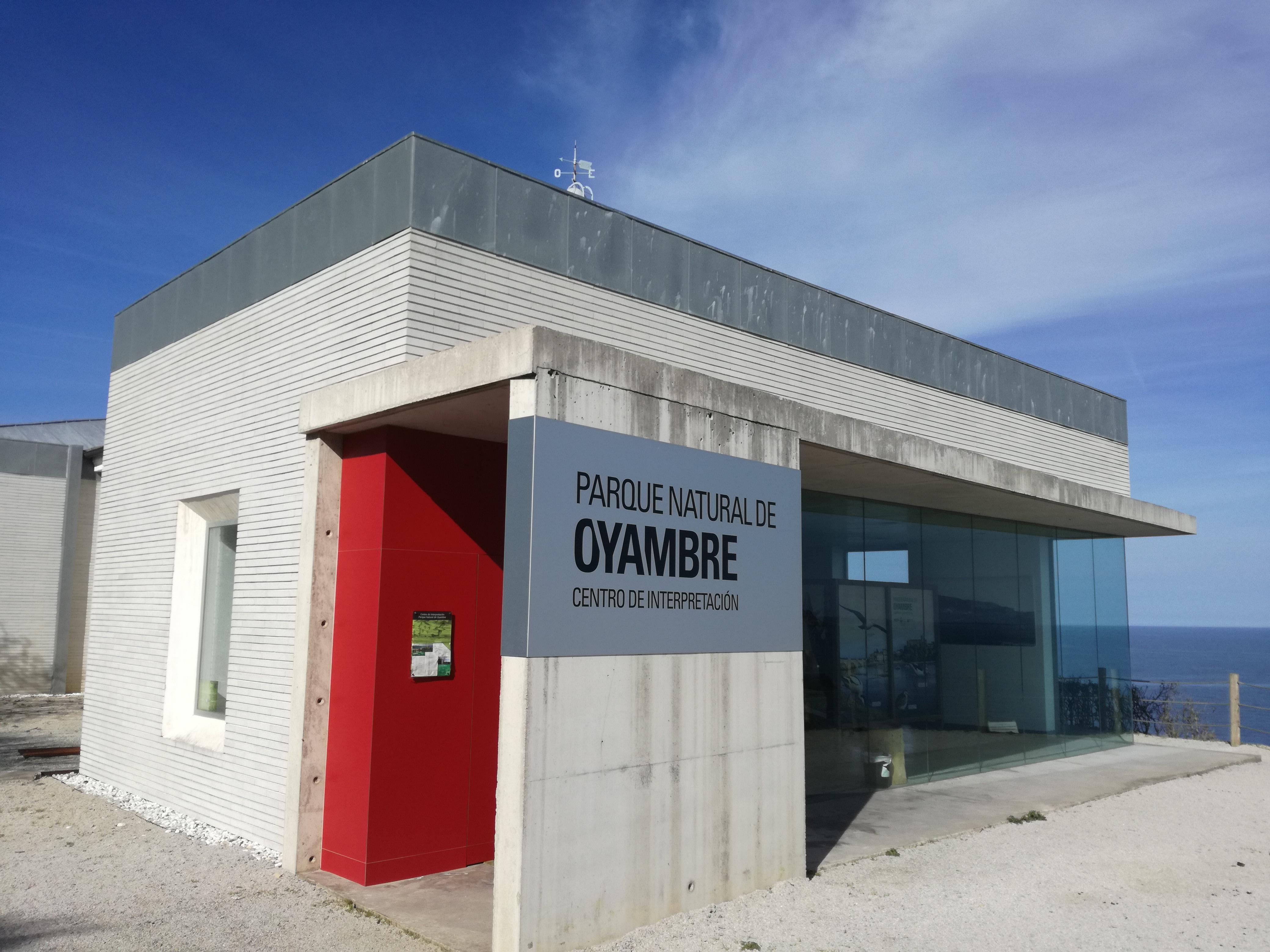 Centro de Intepretación del PArque Natural de Oyambre