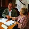 La Red Cántabra de Desarrollo Rural firma un convenio con AMPROS para impulsar actuaciones relacionadas con la discapacidad en el medio rural