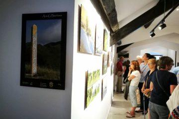 'Pasiegos' y 'Cambio climático', nuevas exposiciones en los centros de Puente Viesgo y Santoña