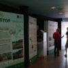 Exposición sobre el proyecto LIFE Cortaderia en nuestro centro de Santoña