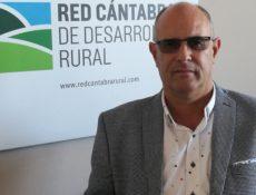 Leoncio Carrascal, presidente de la Red Cántabra de Desarrollo Rural