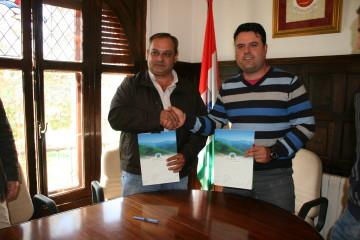 La Red Cántabra de Desarrollo Rural y la Junta Vecinal de Bejes firman un acuerdo de Custodia del Territorio para impulsar la conservación de sus valores naturales