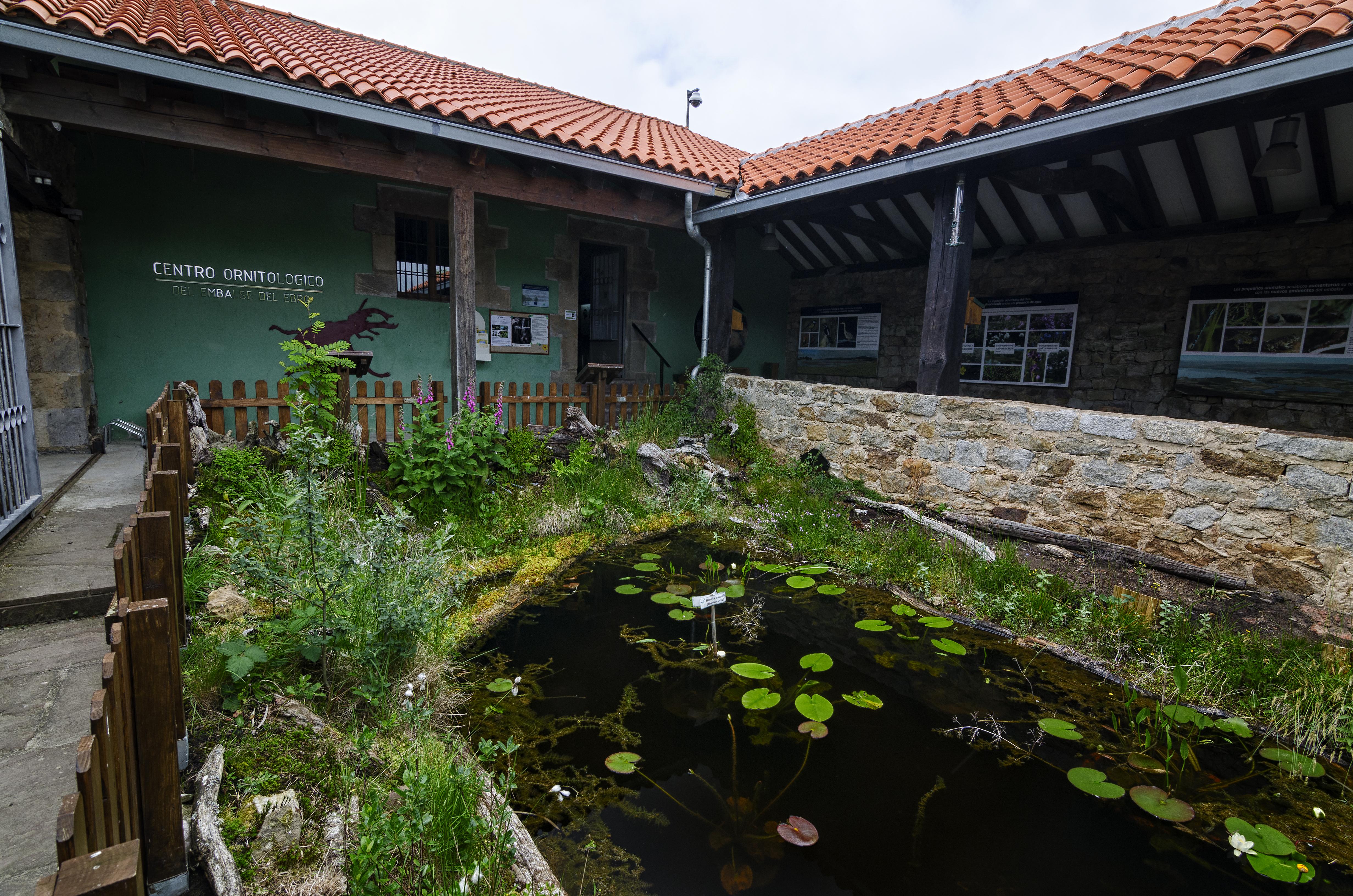 Centro Ornitológico Embalse del Ebro