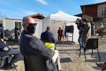 """Leoncio Carrascal: El Centro de Arte Rupestre de Puente Viesgo es una gran noticia para el medio rural de Cantabria"""""""