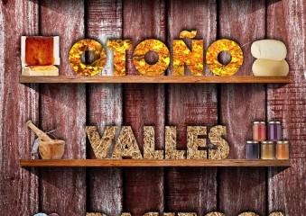 Mercado de otoño de los Valles Pasiegos. 14 y 15 de octubre en Liérganes