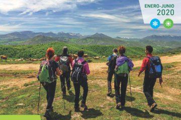 Ya está disponible el calendario de actividades de los primeros seis meses de 2020 de Naturea Cantabria