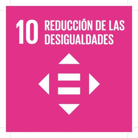 ODS10 - Reducción de las desigualdades