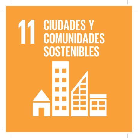 ODS11 - Ciudades y comunidades sostenibles