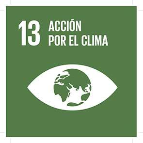 ODS 13 Acción por el clima