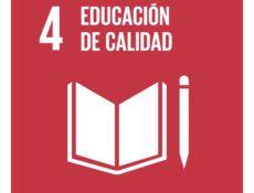 ODS4 - Educación de Calidad