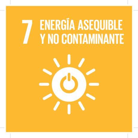 ODS7 - Energía asequible y no contaminant