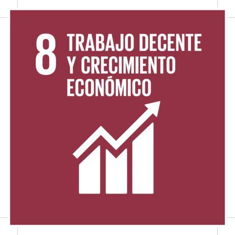 ODS8 - Trabajo decente y crecimiento económico