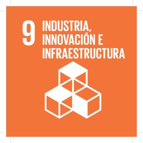 ODS9 - Industria, innovación e infraestructura