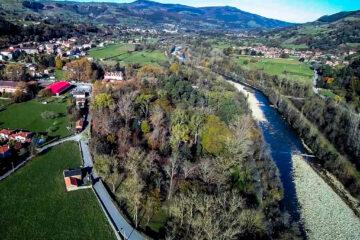 El Arboretum del río Pas: Alceda